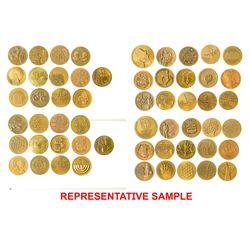 Bronze Israeli Medals (28)