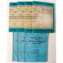Arizona Mines and Mining Companies Books
