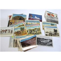Western and Nevada Postcards