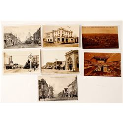 Centralia, Washington Postcard Collection