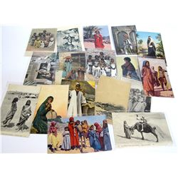 Egyptian Children Postcards (17)