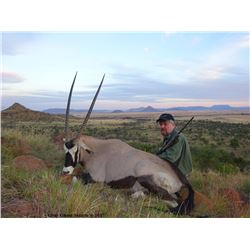 7-day Eastern Cape, South Africa Kudu, Gemsbuck and Plains Game Hunt for 1 Hunter