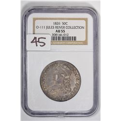 1926 50C Capped Bust Half Dollar