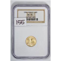 1994 $5 Eagle