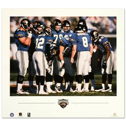 The Huddle VII (Jaguars)