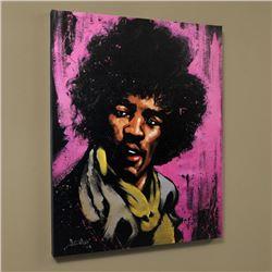 Jimi Hendrix (Purple Haze)