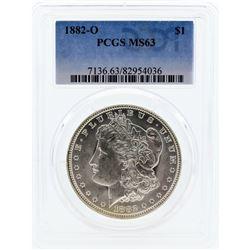 1882-O PCGS MS63 Morgan Silver Dollar
