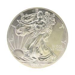 2015 American Silver Eagle Dollar Coin