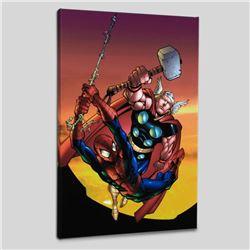 Marvel Age Spider-Man Team Up #4