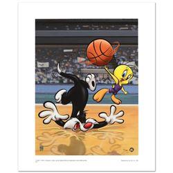 Sylester & Tweety Basketball