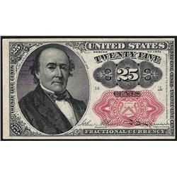 1874 Ten Cent 5th Issue Fractional Note