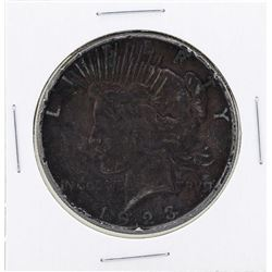 1923 $1 Peace Silver Dollar Coin