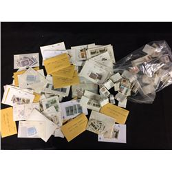 TEN THOUSAND CANADIAN STAMPS LOT