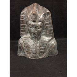 """EGYPTIAN STATUE BUST (6"""" X 12"""")"""