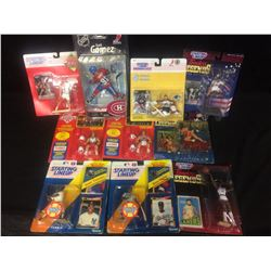 STARTING LINE UP SPORTS ACTION FIGURES LOT (BRAND NEW)