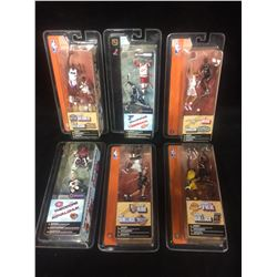 SPORTS ACTION FIGURES TOY LOT (IN PACKAGES)