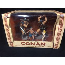 """CONAN """"THE FROST GIANT'S DAUGHTER"""" ACTION FIGURE (IN BOX)"""