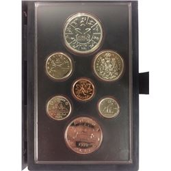 1978 ROYAL CANADIAN MINT COIN SET (SILVER PROOF)