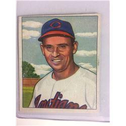 1950 Bowman JOE GORDON #129 (CLEVELAND INDIANS)