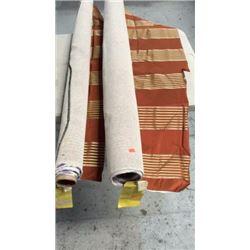 2 Rolls Silk 10 Yards Total