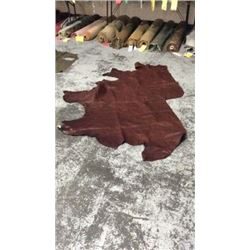 1/4 Leather Hide