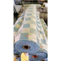 1 roll outdoor fabric  37 yards
