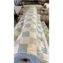1 roll outdoor fabric  50 yards