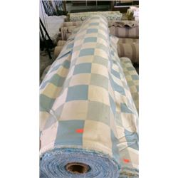 1 roll outdoor fabric  48 rolls