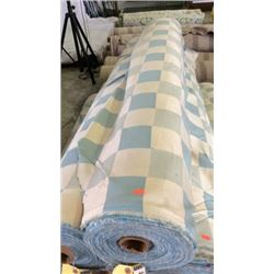 1 roll outdoor fabric  7 yards