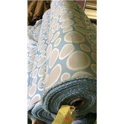 1 roll outdoor fabric 55 yards