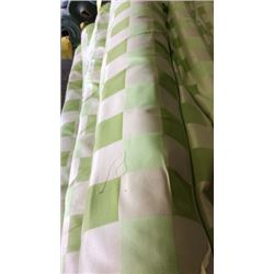 1 roll outdoor fabric 49 yards