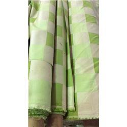 1 roll outdoor fabric 1 yard