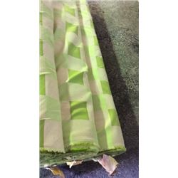 1 roll outdoor fabric unmarked yards