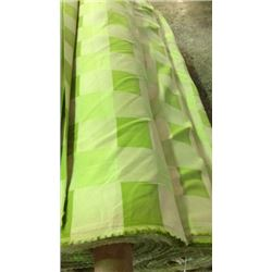 1 roll outdoor fabric 47 yards