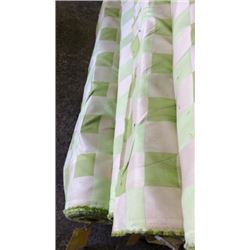 1 roll outdoor fabric 40 yards