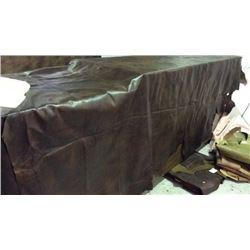Full brown hide