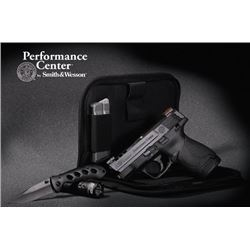 SMITH AND WESSON M& P9 SHIELD EVERYDAY CARRY KIT 9MM