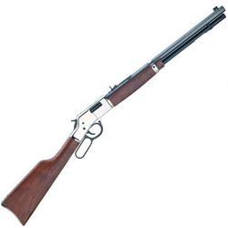 HENRY REPEATING ARMS BIG BOY SILVER 45 COLT