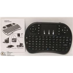 NEW BACKLIT MINI WIRELESS KEYBOARD AND MOUSE COMBO