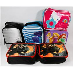 FLAT OF ASSORTED KIDS LUNCH KITS