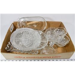 BOX 1) ASSORTMENT OF DELI DISHES