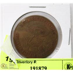 EDMONTON 1965 KLONDIKE COIN