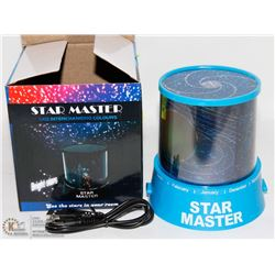 NEW STAR MASTER LED INTERCHANGING COLORS IN ANY