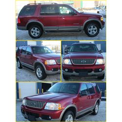 FEATURE #10 2004 FORD EXPLORER