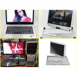 FEATURE #12 COMPUTERS, LAPTOPS, AND IPHONES