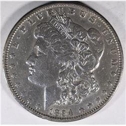 1894-O MORGAN DOLLAR, AU