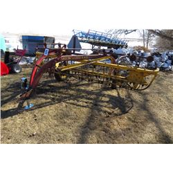 NEW HOLLAND MODEL 56 SIDE DELIVERY RAKE