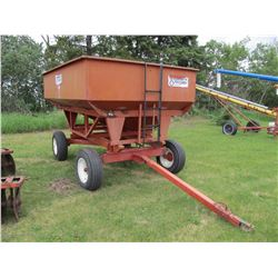 U/M 210 BU SELF UNLOADING GRAIN WAGON