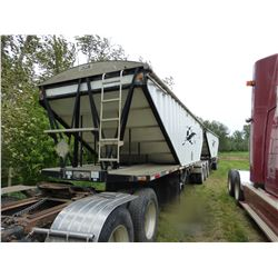 2004 LOAD KING SUPER B GRAIN TRAILERS