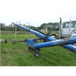 "BRANDT 10"" X 60' SWING AWAY AUGER"